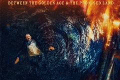 "Cover New CD ""Between the golden age and the promised land"""